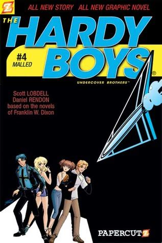 Book review of hardy boys books